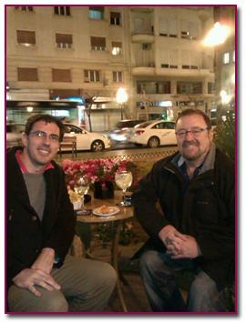 PabloD Gourmet - Con Antonio Bru en Alicante