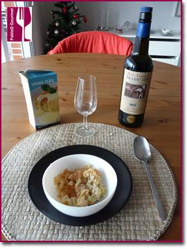 PabloD Gourmet - Tarta de manzana sueca