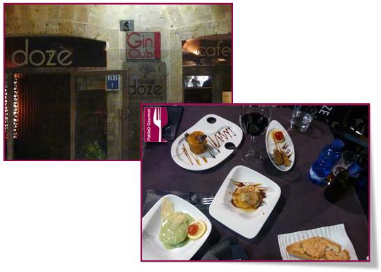 PabloD Gourmet - Doze en Salamanca