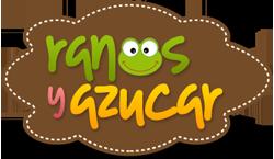 PabloD Gourmet - Logo de Ranas y azúcar