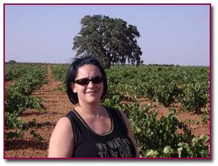 PabloD Gourmet - Isabel con vinas