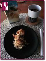 PabloD Gourmet - Crumble de manzana a la canela con vainilla