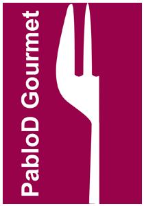 PabloD Gourmet - El logo del blog
