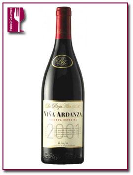 PabloD Gourmet - Viña Ardanza Reserva-Especial 2001