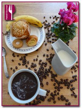 PabloD Gourmet - Café con leche