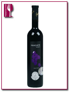 PabloD Gourmet - Franchete Tinto Assemblage Ecológico 2011