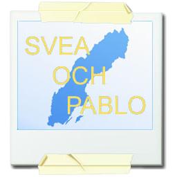 Svea och Pablo