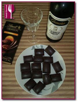 PabloD Gourmet - Chocolate Orange con 75% de cacao y Gomara Lacrimae Christie