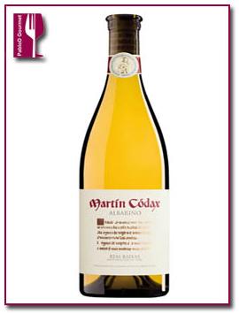 PabloD Gourmet - Martin Codax - Albarino 2010