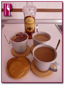 PabloD Gourmet - Café con licor