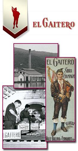 PabloD Gourmet - El Gaitero - cartel