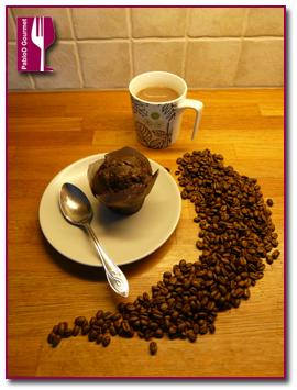 PabloD Gourmet - Magdalena de café