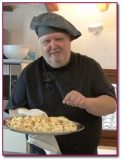 PabloD Gourmet - Javier Romero, todo un valiente cocinero familiar