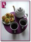 PabloD Gourmet - Muffins - Zanahoria y Coco café con