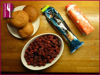 PabloD Gourmet - Semblor - ingredientes