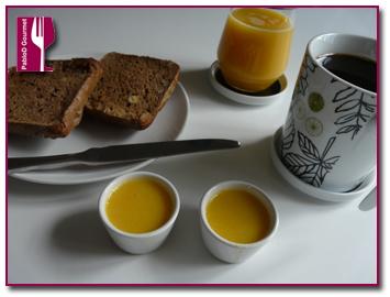 PabloD Gourmet - Mantequilla de naranja 2