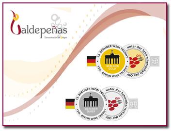 PabloD Gourmet - Premios - DOValdepeñas