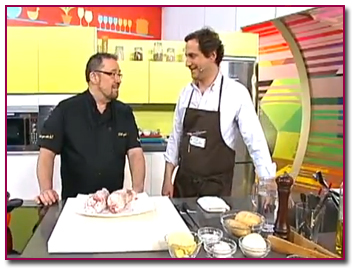 PabloD Gourmet - Antonio Bru en Miel sobre Hojuelas