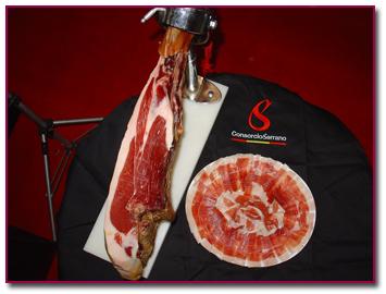 PabloD Gourmet - El Consorcio del Jamón Serrano Español