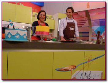 PabloD Gourmet - Isabel en Miel sobre Hojuelas