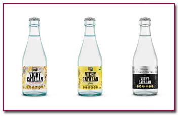PabloD Gourmet - Tónica Premium elaborada con Vichy Catalán - botellas