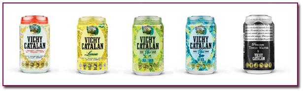 PabloD Gourmet - Tónica Premium elaborada con Vichy Catalán - latas