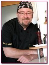 PabloD Gourmet - Antonio Bru en su cocina