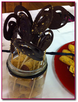 PabloD Gourmet - Cata Maridaje con Pan y Chocolate en HEREDAD BAÑOS BEZARES