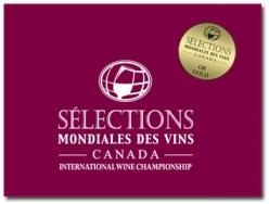PabloD Gourmet - Medalla de oro en Sélections Mondiales des Vins du Canadá