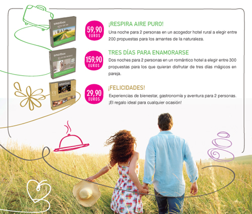 PabloD Gourmet - Smartbox - Nuevos packs