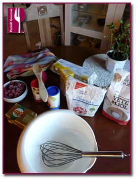 PabloD Gourmet - Bizcocho con arándanos con Té de pimienta y canela - 2