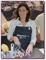 PabloD Gourmet - Beatriz en un curso de cocina
