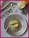 PabloD Gourmet - Risotto de espárragos verdes y queso Mahón