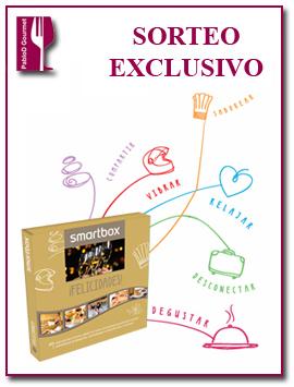 PabloD Gourmet - Sorteo de Smartbox Felicidades