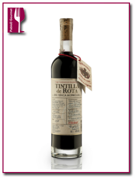 PabloD Gourmet - Tintilla de Rota 2011