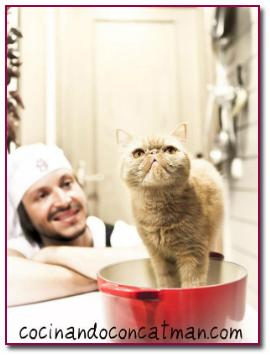 PabloD Gourmet - Cocinando con Manu Catman