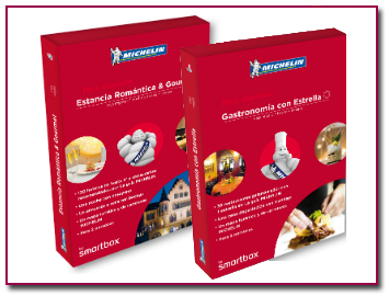 PabloD Gourmet - Smartbox y Michelin