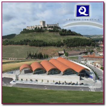 PabloD Gourmet - Bodegas Protos con sello Q de calidad turistica
