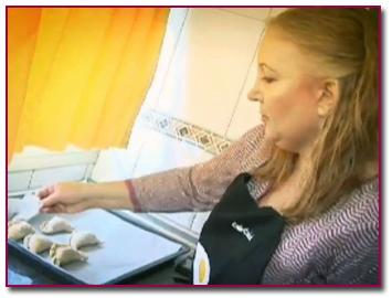PabloD Gourmet - Mabel Méndez cocinando