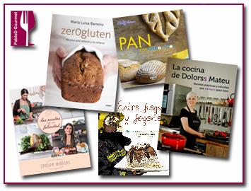 PabloD Gourmet - Los libros de cocina de las blogueras/os