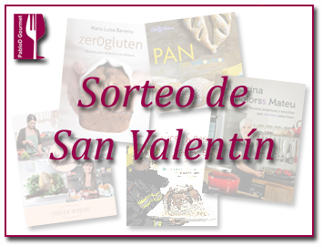PabloD Gourmet - Sorteo de San Valentin