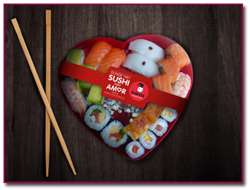 PabloD Gourmet - Sushi con amor