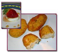 PabloD Gourmet - Croquetas de pollo de Begoña