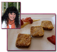 PabloD Gourmet - Galletas rellenas de crema de Helena