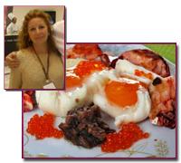 PabloD Gourmet - Huevos arcipreste de Conchi Parrado