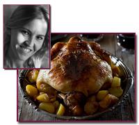 PabloD Gourmet - Pollo asado de Raquel Carmona