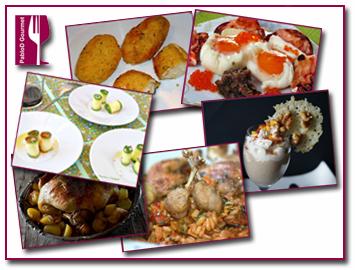 PabloD Gourmet - Recetas saladas favoritas de blogquers