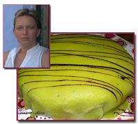 PabloD Gourmet - TaRRta PRincesa o PRincess cake de Catalina Niny Vega Humpheryes