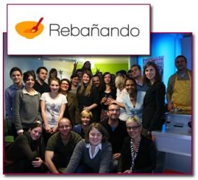 PabloD Gourmet - El equipo de Rebañando