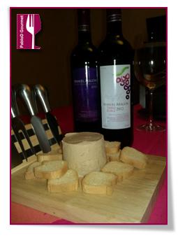 PabloD Gourmet - Cena con vinos tintos de Bodega Manuel Aragón